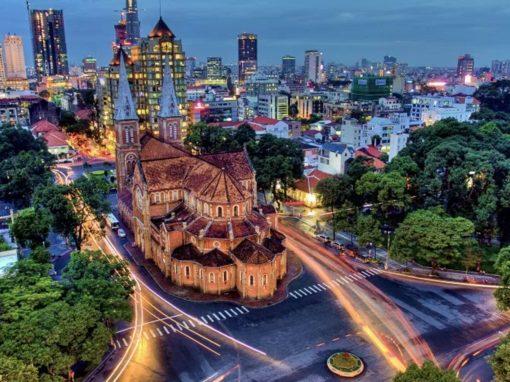 Ho Chi Minh Tour