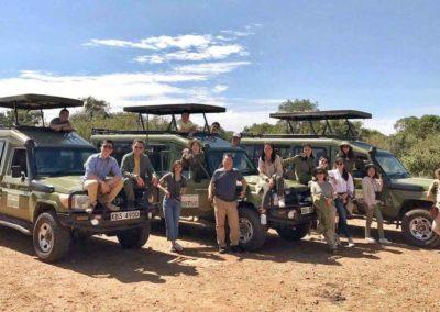 Family Safari Vacation in Kenya