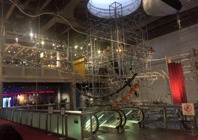Science Museum in Hong Kong