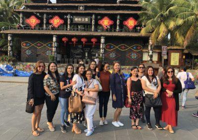 Tour to Hainan China