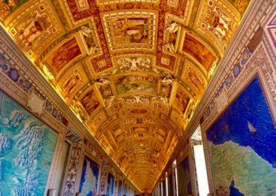 Vatian Museums, Rome, Italy