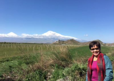 Mt Ararat, Armenia